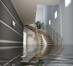 Water damage problems