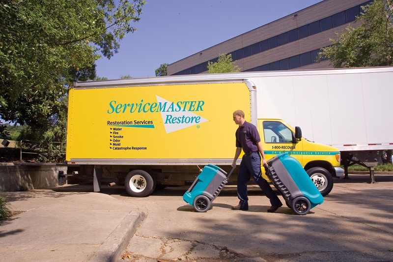 Service Master Truck